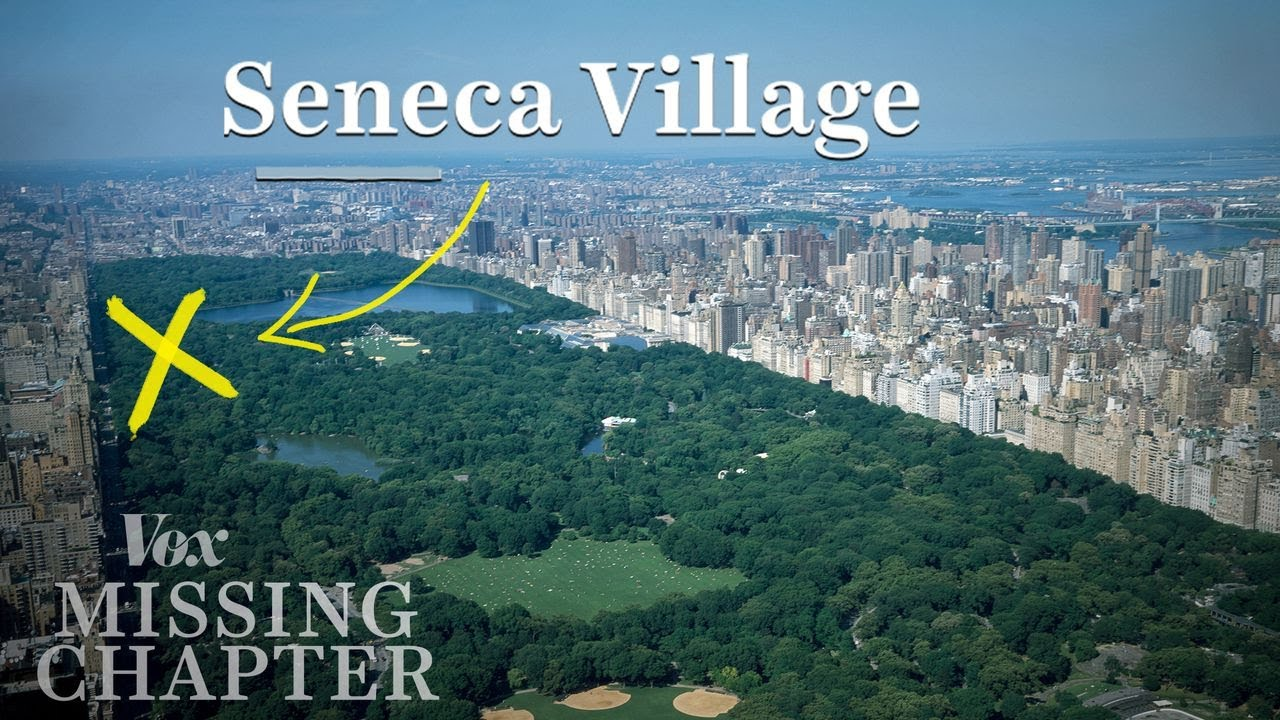 VIDEO: The lost neighborhood under New York's Central Park