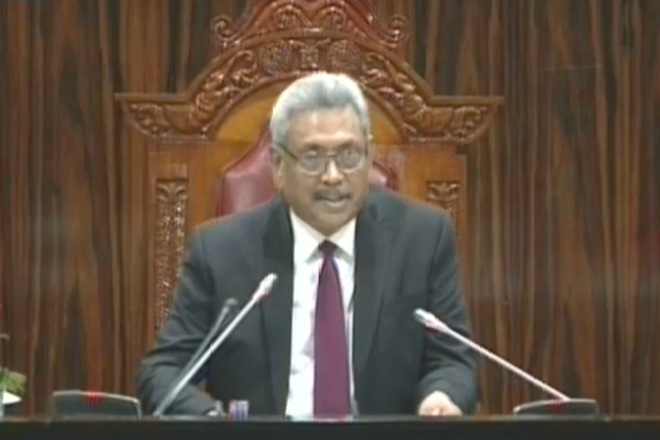 We never allow others to take over our economically significant resources: President