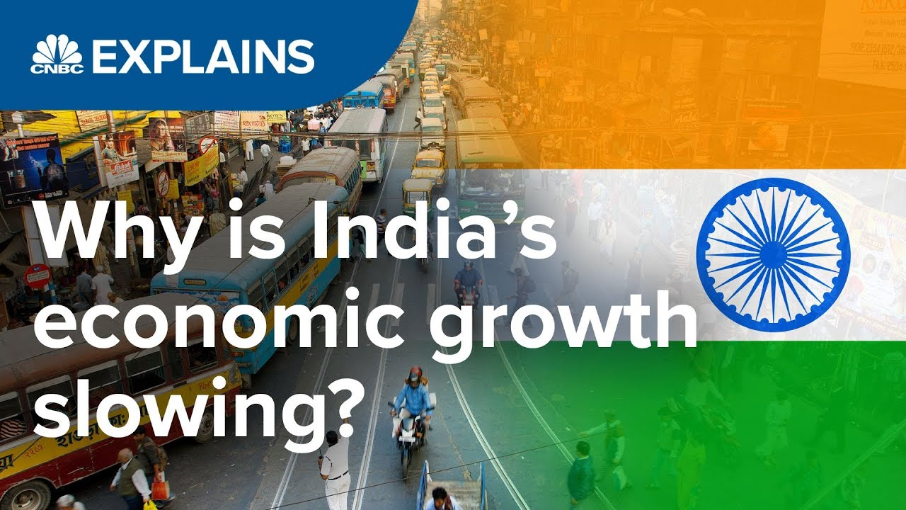 VIDEO: Why is India's growth slowing?