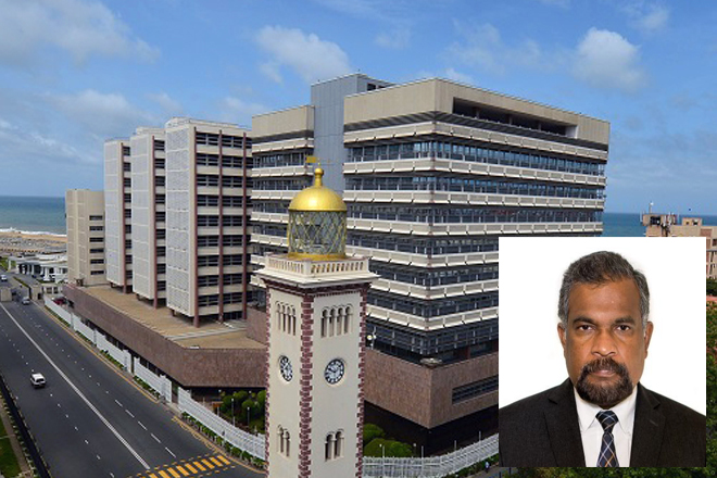 Mahinda Siriwardana appointed as a Deputy Governor of Central Bank