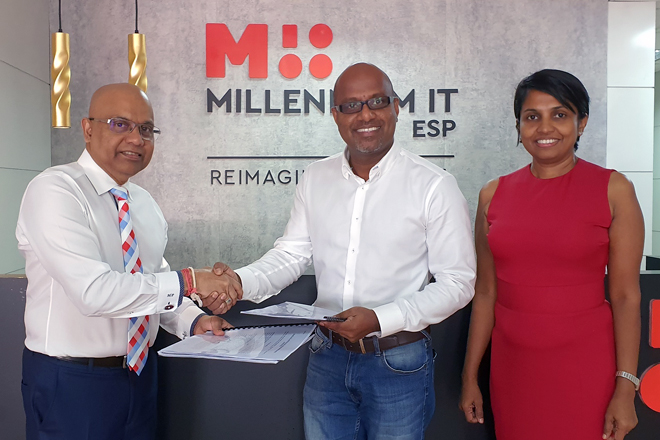 MillenniumIT ESP forms strategic partnership with MINT HRM