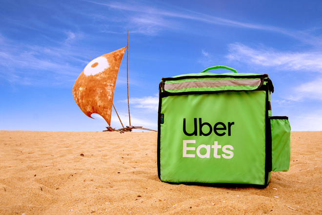 Uber Eats launches in Negombo