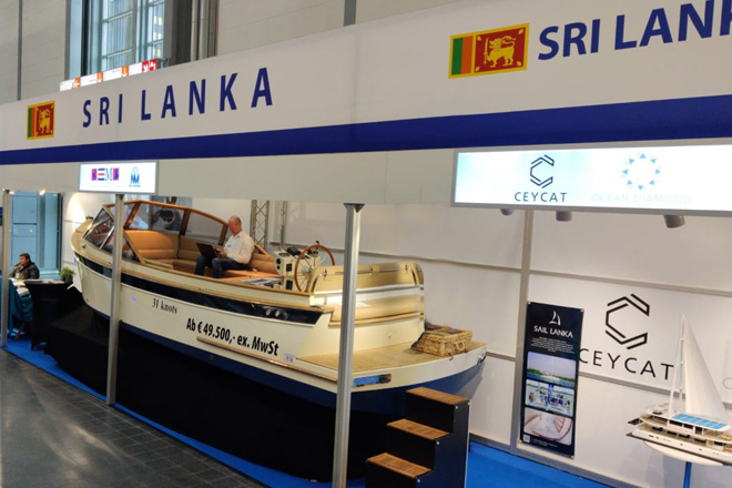 EDB continues marketing support for Boat Building Sector