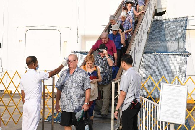 Sri Lanka Ports Authority implements program to prevent virus outbreak