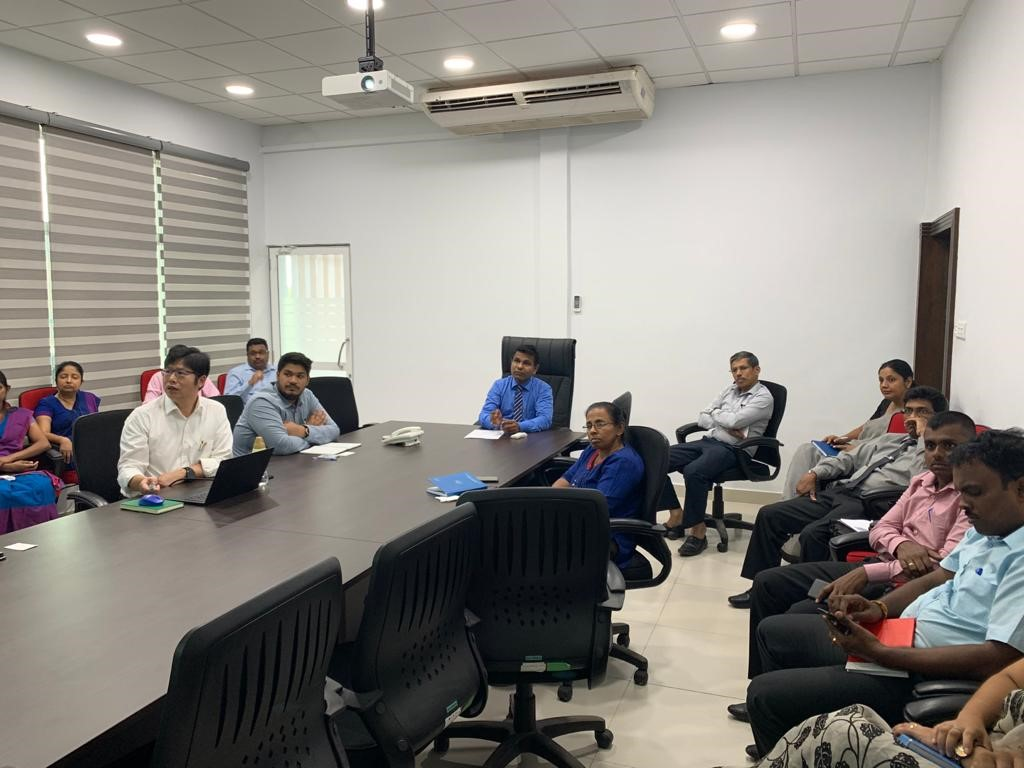 H2O1 in discussions with the Water Board on feasibility of implementing advanced water treatment technology in Sri Lanka