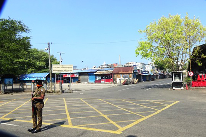 Sri Lanka COVID cases cross 500 : Island-wide curfew imposed today