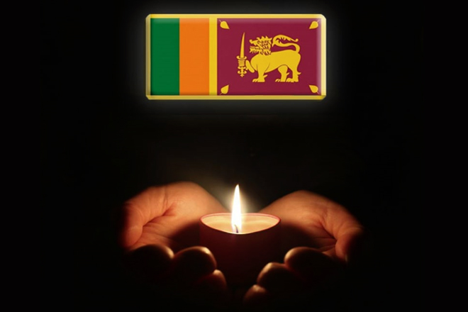 Sri Lanka remembers all those lives lost from Easter Sunday attacks
