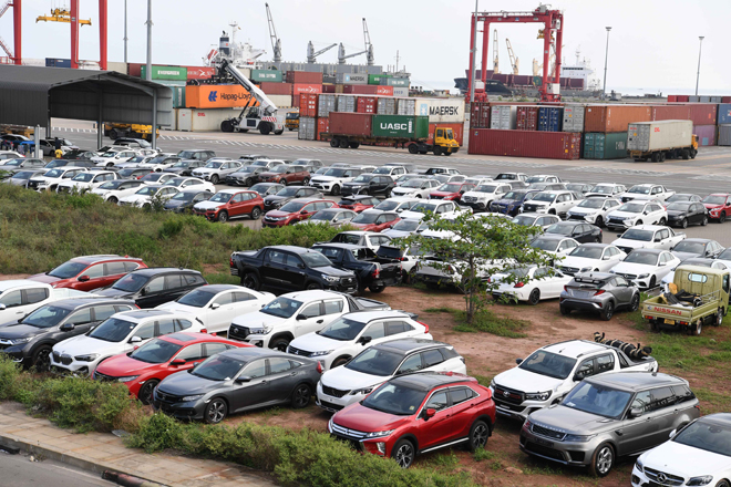 SL vehicle registrations show an increase in Dec 2020: Jan expected to be nil
