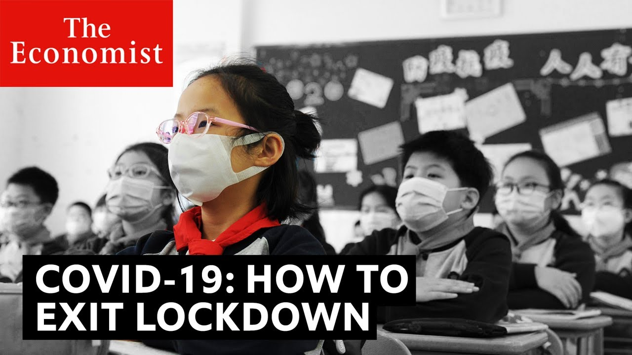 VIDEO: Covid-19 | The right way to leave lockdown