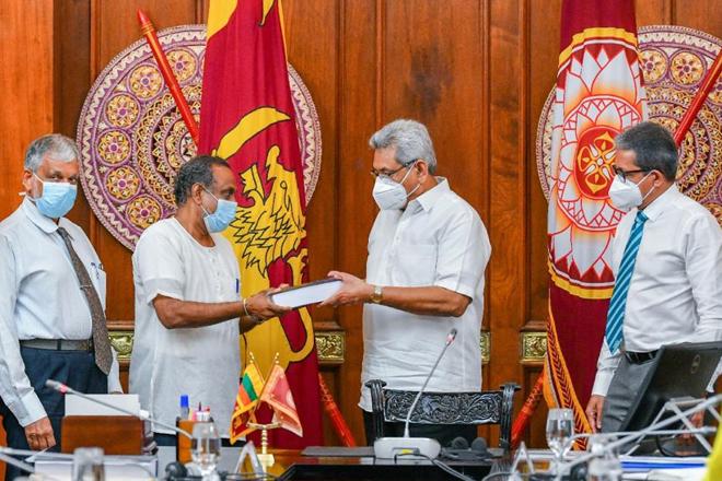 Sri Lanka's government makes MCC review final report public
