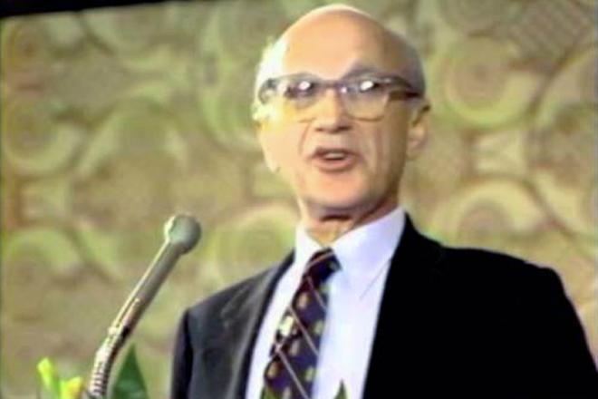 VIDEO: Milton Friedman – Stimulus and Inflation