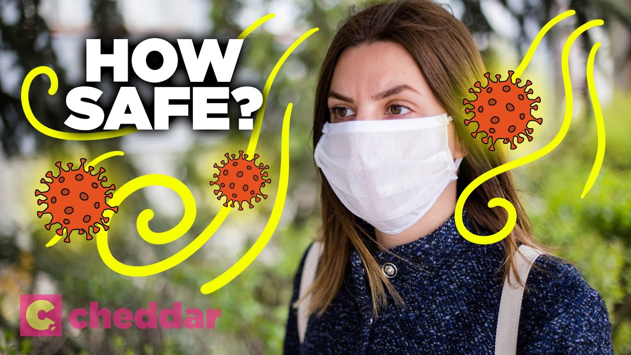 VIDEO: Just How Safe Is It To Be Outside During Coronavirus?