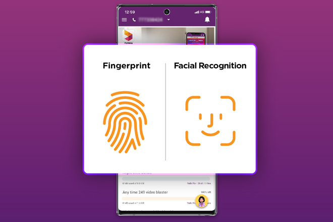 Dialog Axiata introduces multi-biometric features on MyDialog app