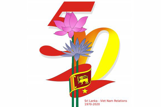 Sri Lanka and Viet Nam celebrate 50 Years of formal Diplomatic Relations