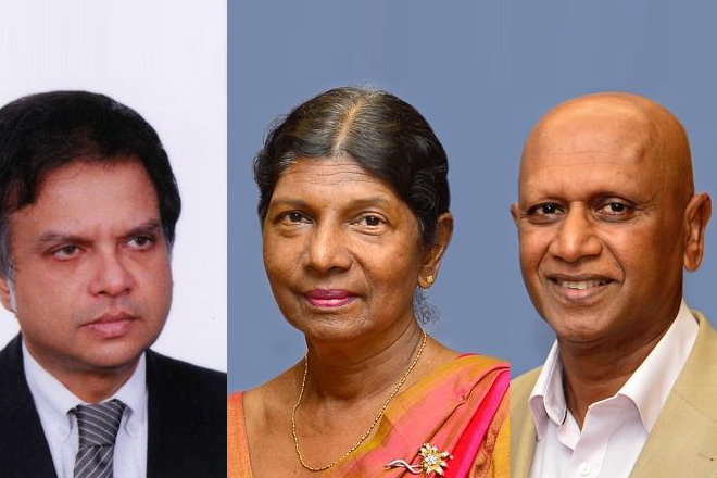 New appointments to Central Bank's Monetary Board