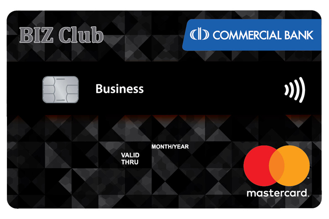 Commercial Bank launches a Credit Card exclusively for SMEs