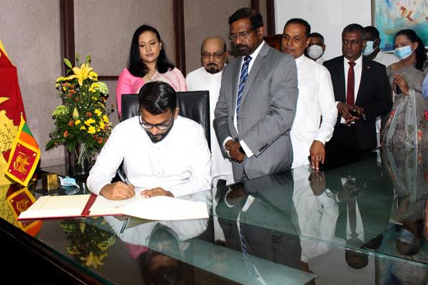 State Minister Tharaka Balasuriya reiterates need to reinforce ties with Asia