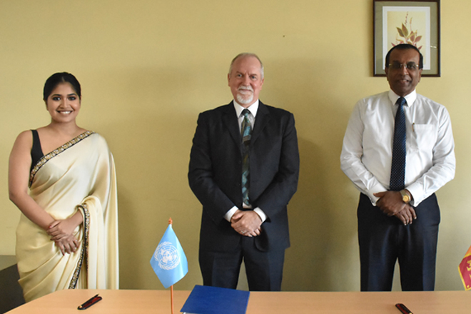 ICTA partners with UNDP for a comprehensive & inclusive digital transformation of Sri Lanka