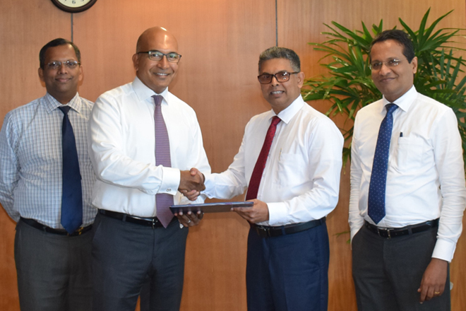 SEC, CSE sign MOU with DRP to obtain digital verification of NIC details