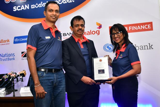 Dialog Axiata deploys LANKAQR to enable a cashless Sri Lanka