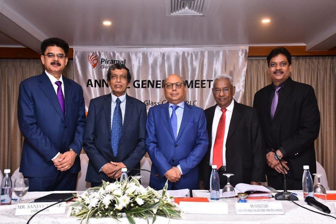 Piramal Glass Ceylon  reports PAT of LKR 316 million in 1st Half of F21
