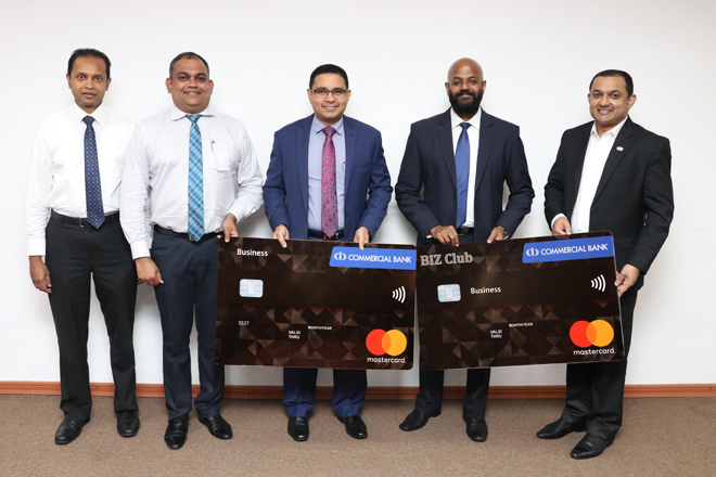 Commercial Bank launches its SME Credit Card