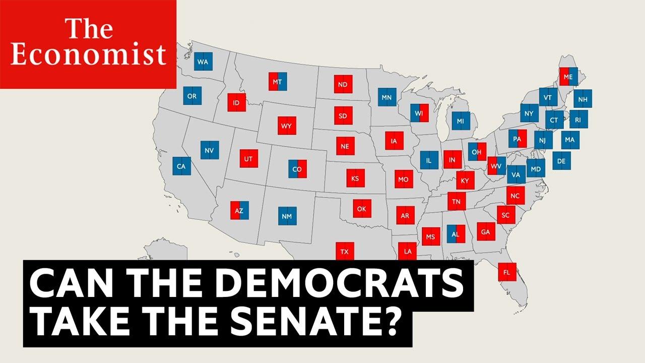 VIDEO: Can the Democrats win the Senate?
