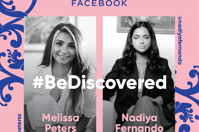 Facebook launches #BeDiscovered campaign in Sri Lanka to empower & inspire local businesses