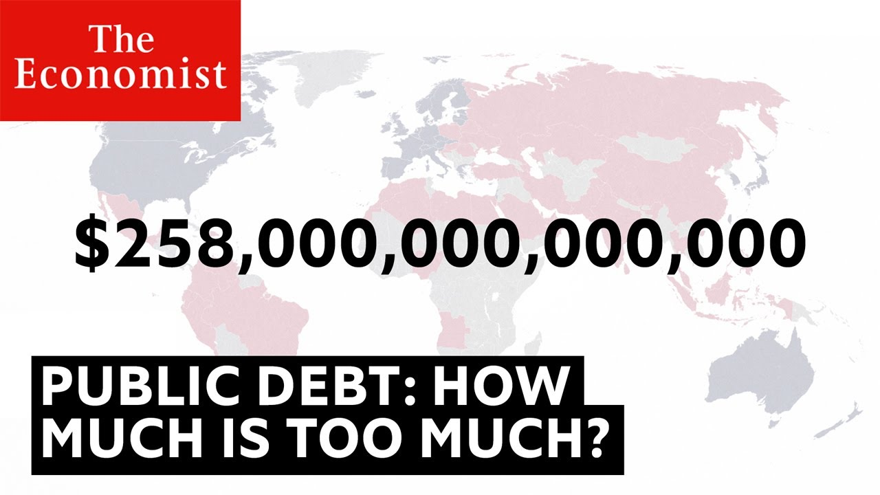 VIDEO: Public Debt | how much is too much?