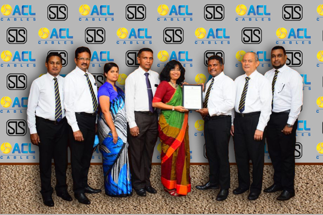 ACL Cables receives SLS certification for fire-rated cables