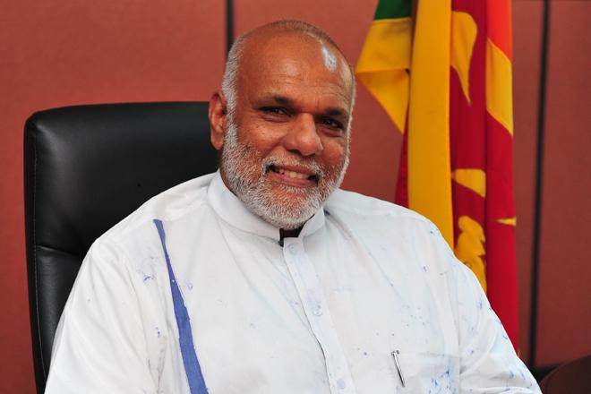 Newly appointed EDB Chairman Suresh de Mel assumes duties