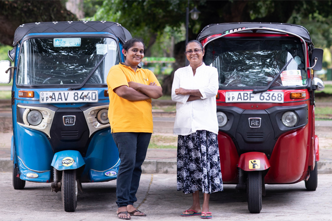 More female riders could boost revenues for ride-hailing in Sri Lanka, finds new IFC study