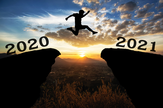 New Year motivates us to move towards a new meaningful height in life