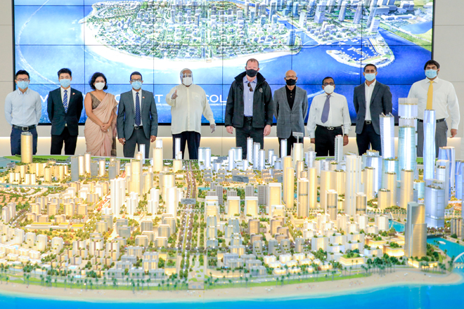 Colombo Port City – Projecting SL as newest commercial landscape in Asia