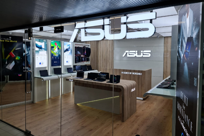 ASUS launches its first-ever exclusive store in Sri Lanka