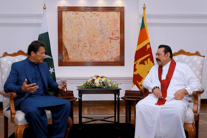 Pakistan and Sri Lanka sign five Memoranda of Understanding