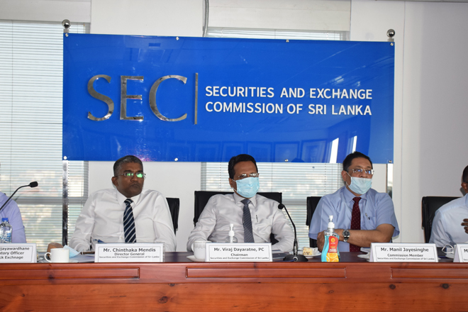 SEC conducts workshop for CFOs of potential listed companies