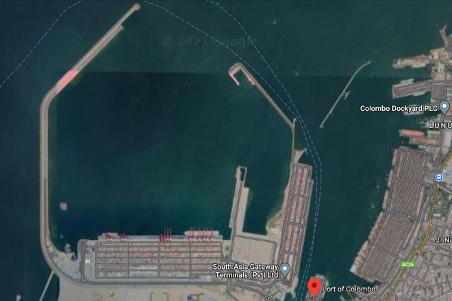 colombo-port