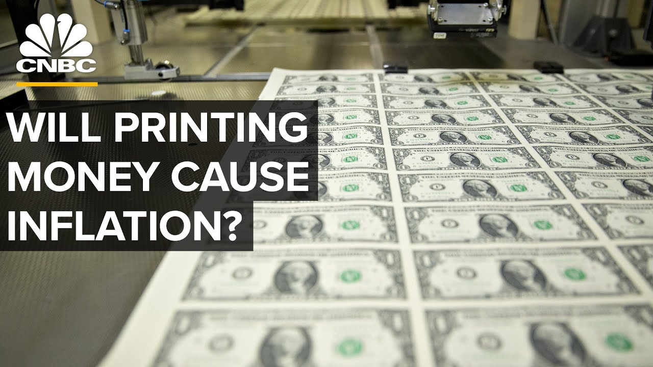 VIDEO: Why printing money may not cause inflation