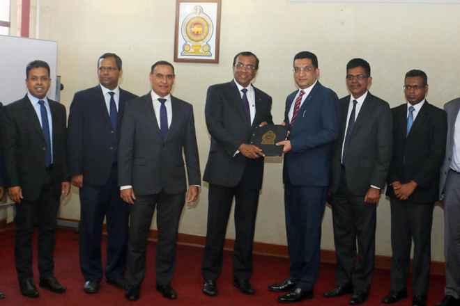 Agreement signed with ICTA to digitize entire judicial system in Sri Lanka