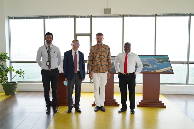 Hambantota International Port ready to launch fertilizer transshipment business