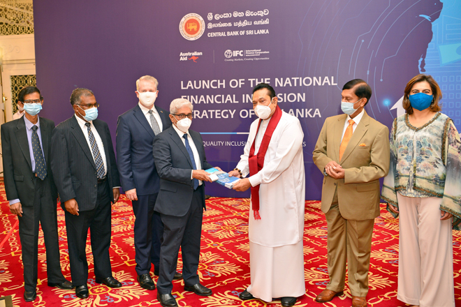 Central Bank & IFC launch Sri Lanka's first National Financial Inclusion Strategy