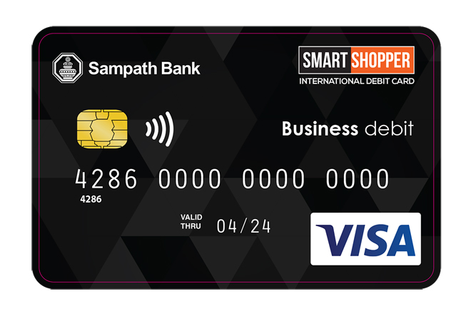 Sampath Bank simplifies cash management for businesses with Visa Business Debit Card