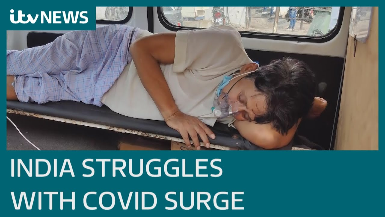 VIDEO: India struggles to cope with Covid surge; Canada bans flights from India, Pakistan