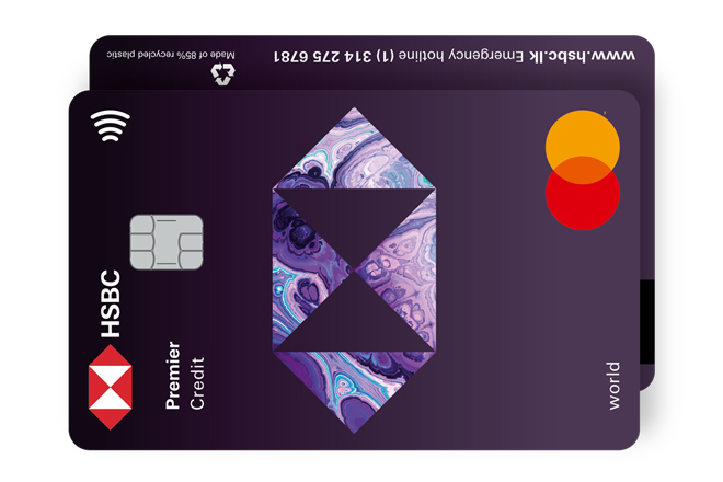 HSBC launches Sri Lanka's first recycled plastic payment cards to support net zero ambitions