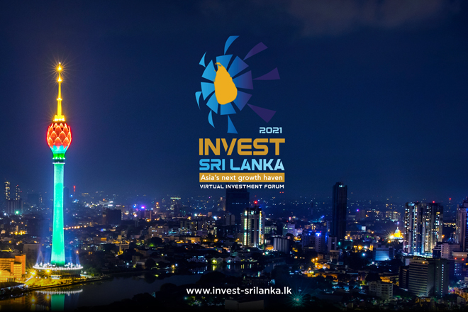 Sri Lanka Investment Forum to feature over 50 projects & corporate investment opportunities