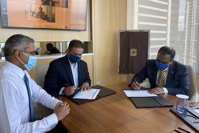 SriLankan Airlines signs MOU with Boeing