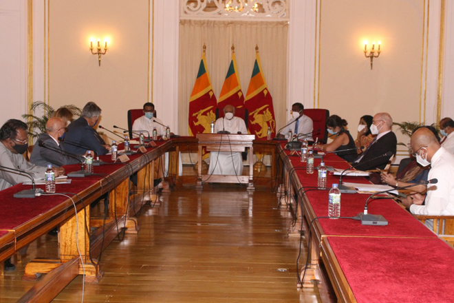 Foreign Minister meets EU Ambassadors in Colombo