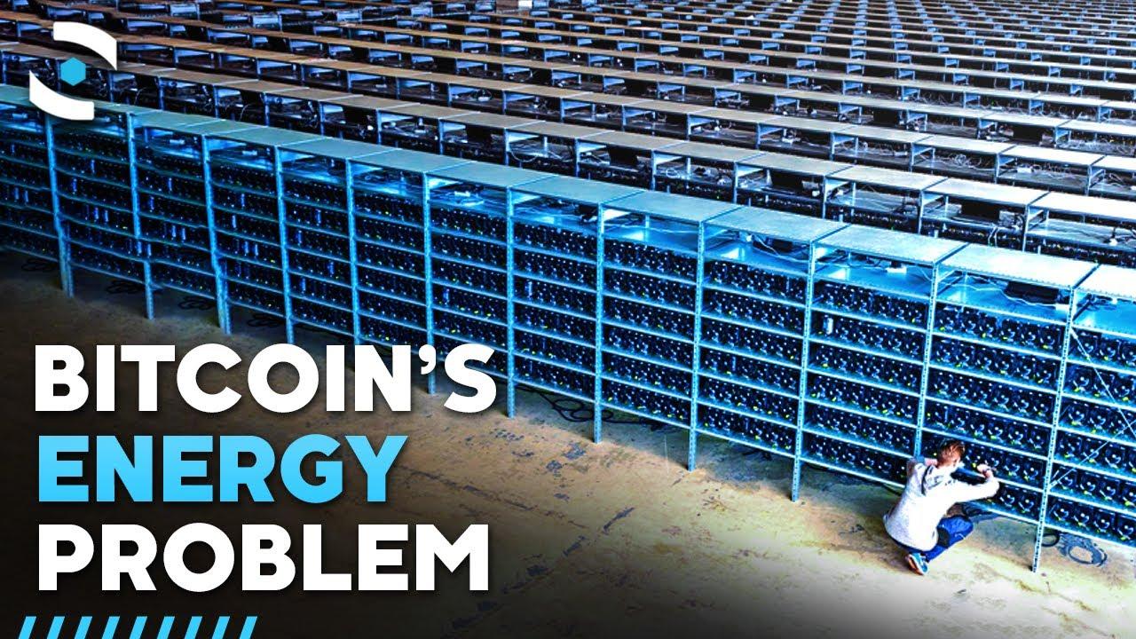 VIDEO: Inside Bitcoin's Energy Consumption Problem