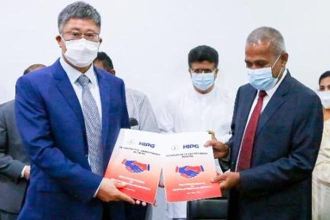 Ceylon Petroleum Corporation to build new storage facility at Hambantota International Port